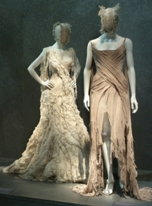 """Savage Beauty: Romantic Primitivism,"" Alexander McQueen"
