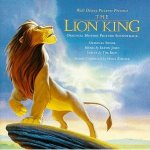 """The Lion King,"" album cover"