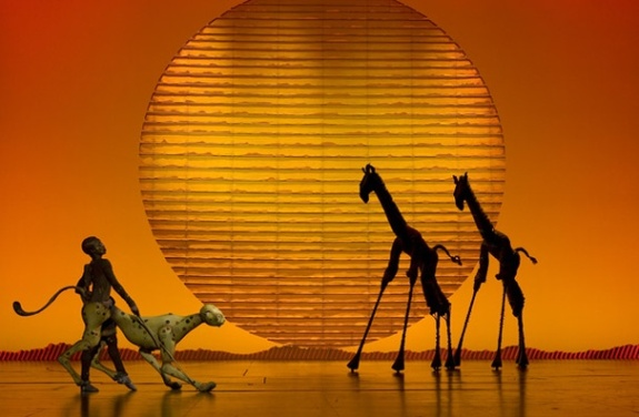 """The Lion King,"" www.broadway.com"