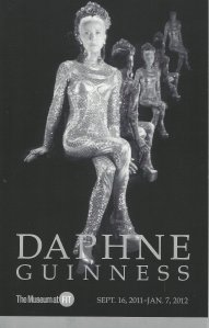 Daphne Guiness, The Museum at FIT