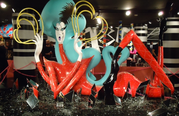 Gaga's Workshop at Barney's New York