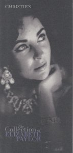 Christie's: the Collection of Elizabeth Taylor