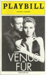 """""""Venus in Fur"""" Playbill"""