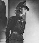 """""""L'Officiel,"""" Elsa Schiaparelli, October 1937"""