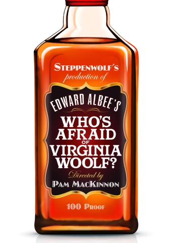 Who's Afraid of Virginia Wolf poster